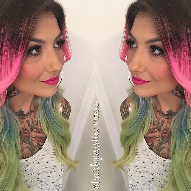 Hair by Kristina Marie