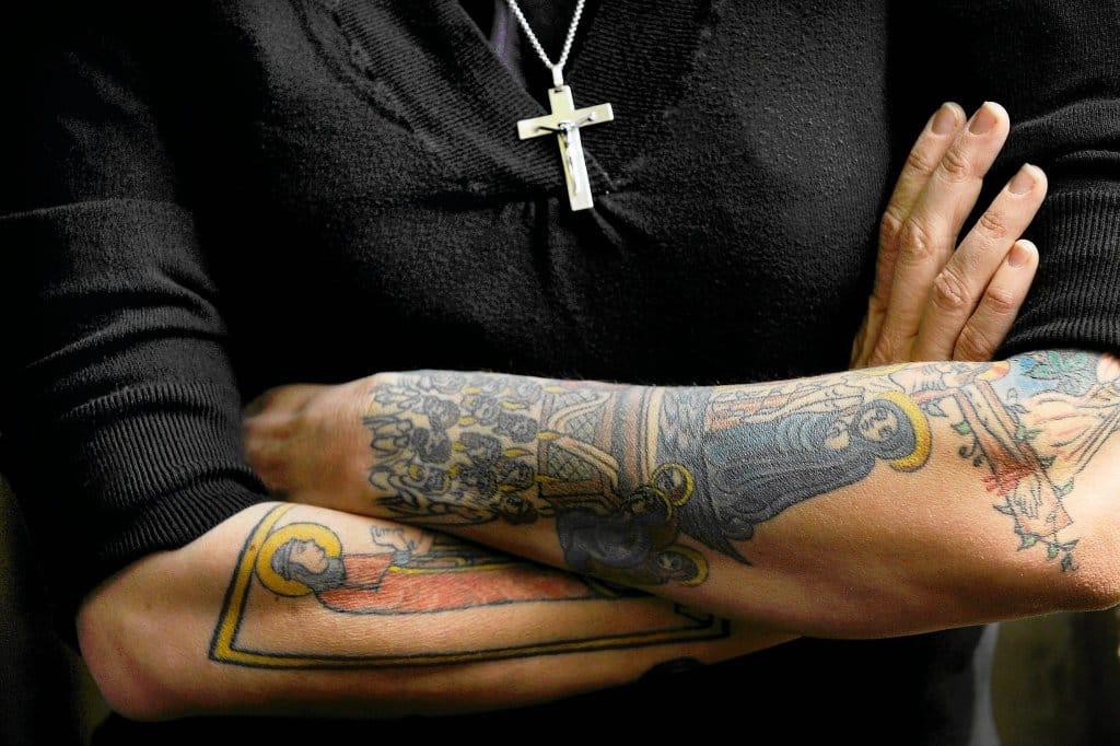 Nadia Bolz-Weber - The Tattooed Pastor