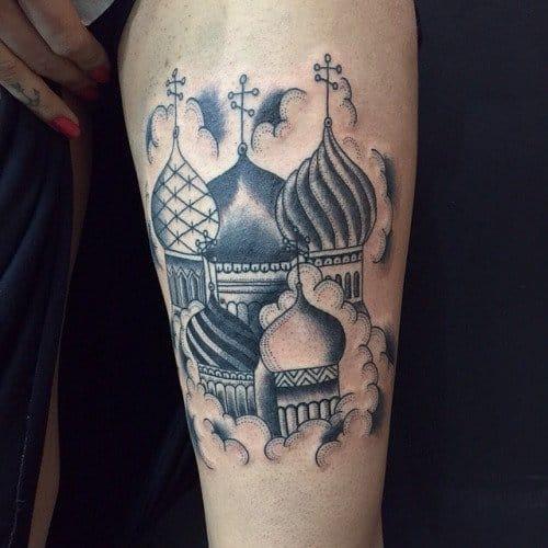Tattoo by Alan Crisogano