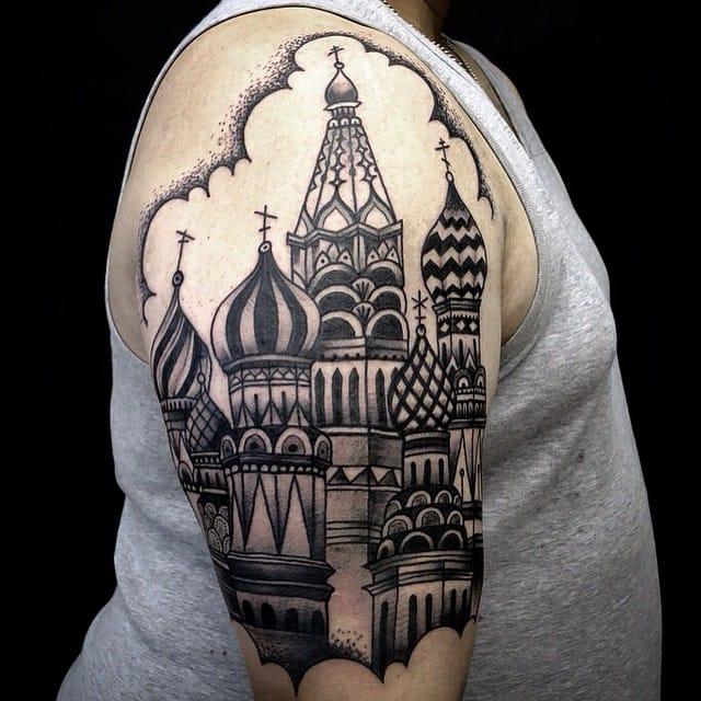 Solid Tattoo by Sera Helen