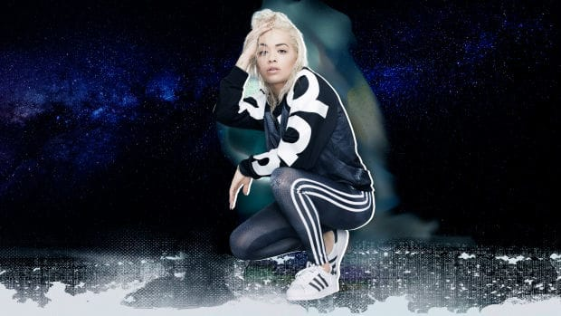 Rita Ora Has A New Adidas Collection Inspired By Her New Tattoo!