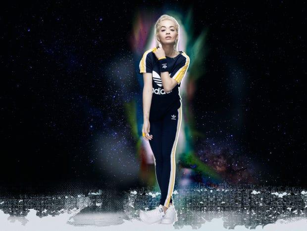 Rita Ora New Adidas Collection