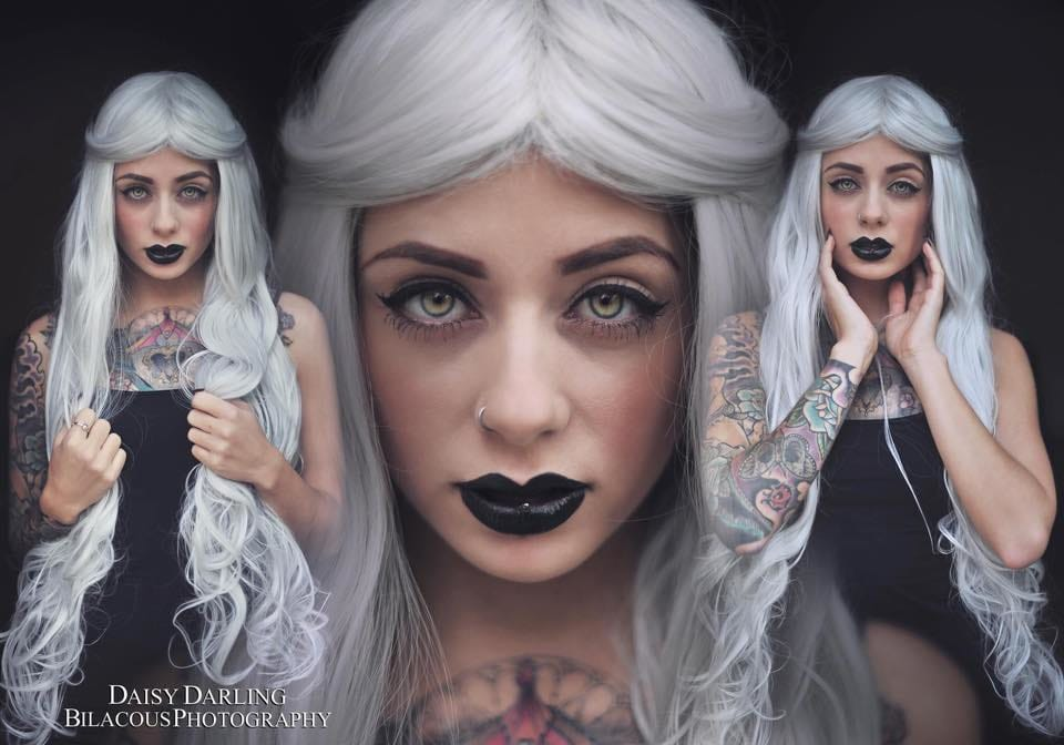Brincando de bruxa, Daisy Darling