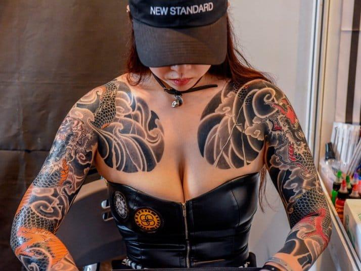 2015 China Tattoo Convention
