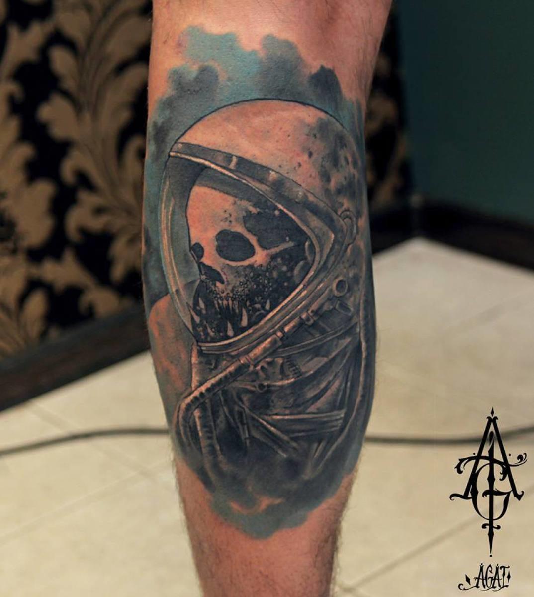 Amazing Tattoo by Agat Artemji