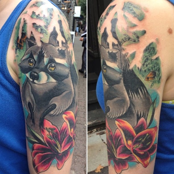 Brilliant Tattoo by Jen Rose