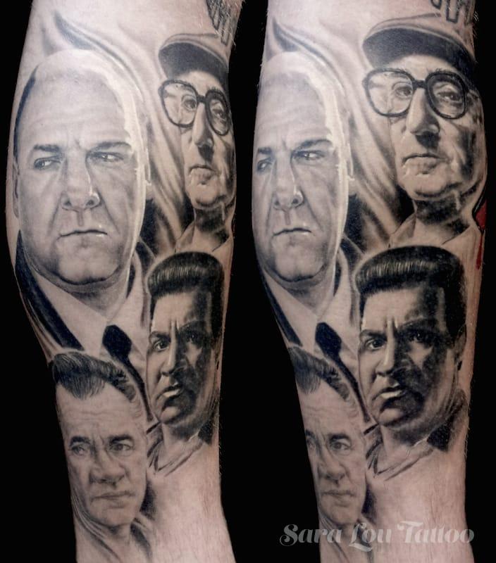 Sopranos Tattoo