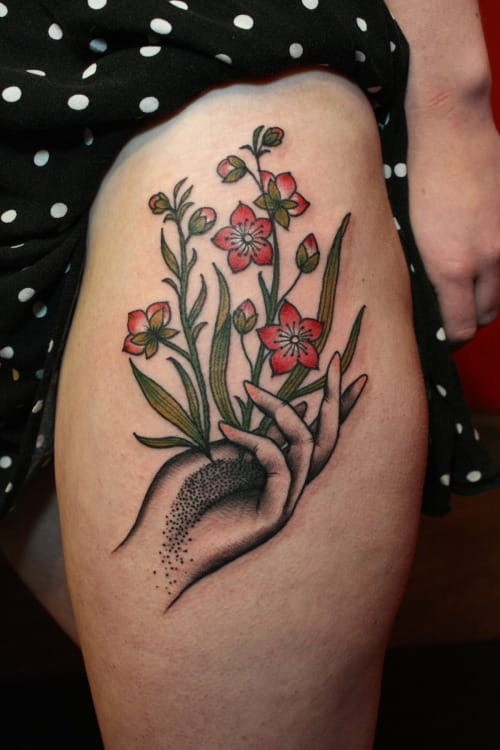 Awesome Tattoo by Baylen Levore