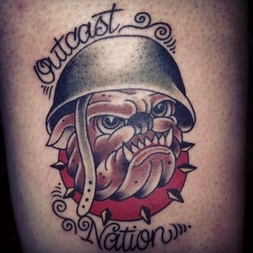 Tattoo by Lucky Devil Tattoo