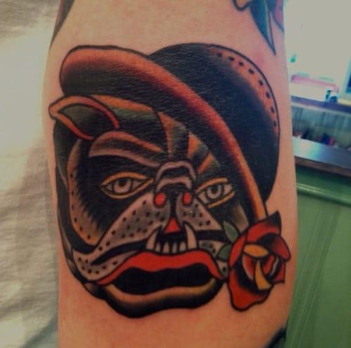 Tattoo by Stuart G. Cripwell