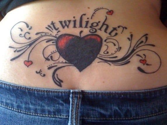 20 Tragic Twilight Tattoos