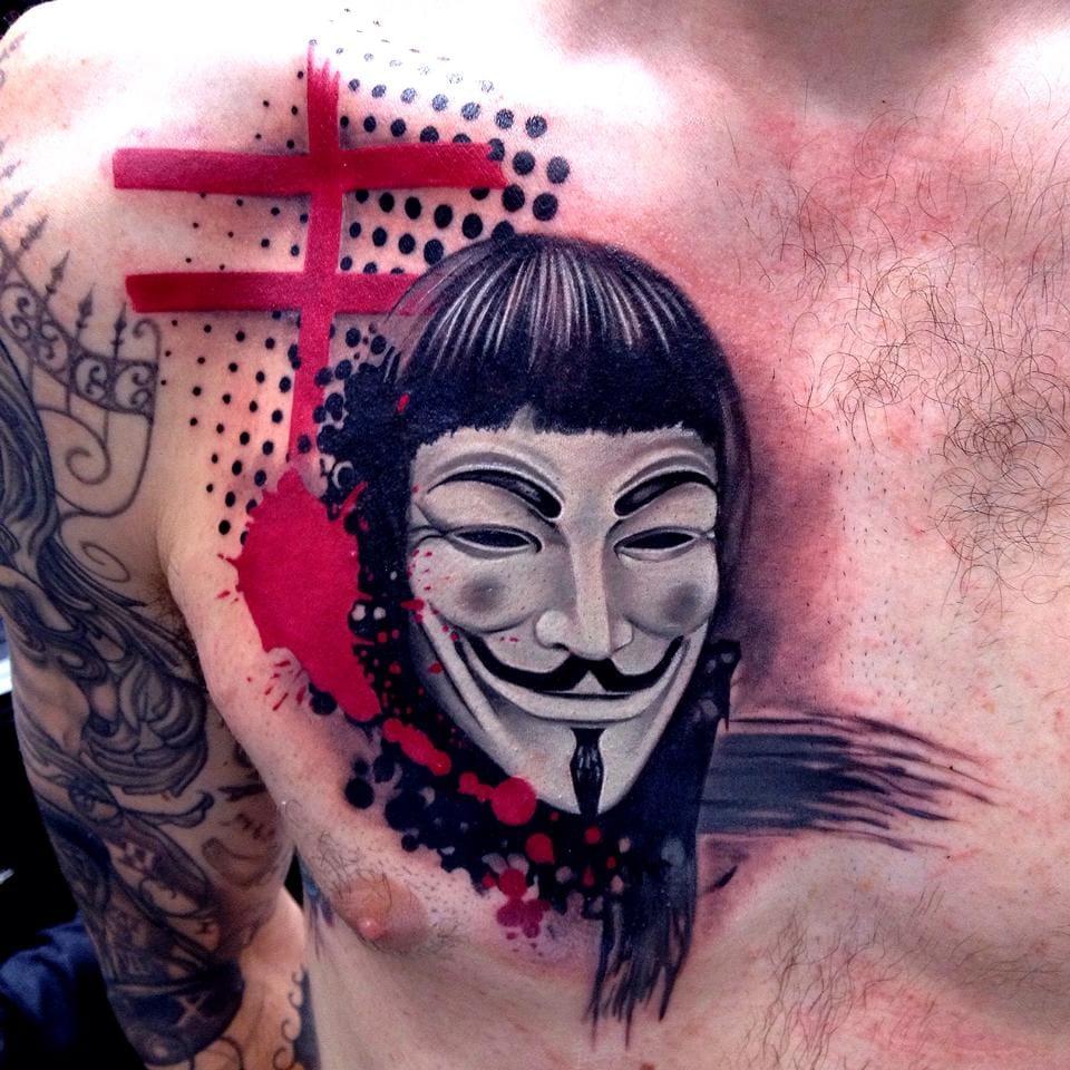 by David Mushaney Tattoos
