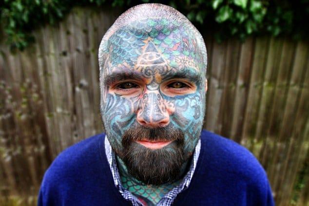 Matthew Whealan AKA Body Art