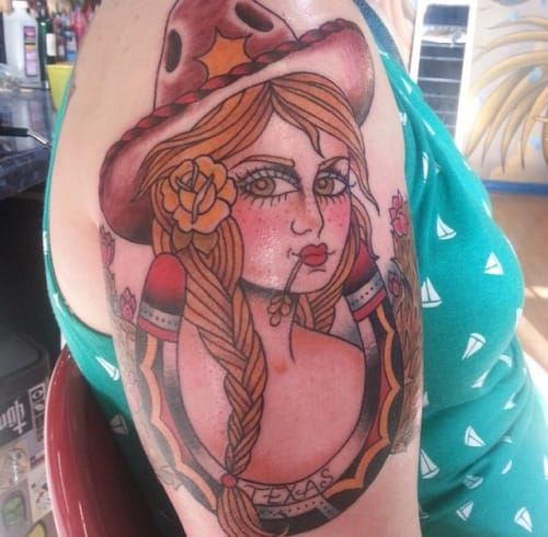 Tattoo by Chelsea Kotzur