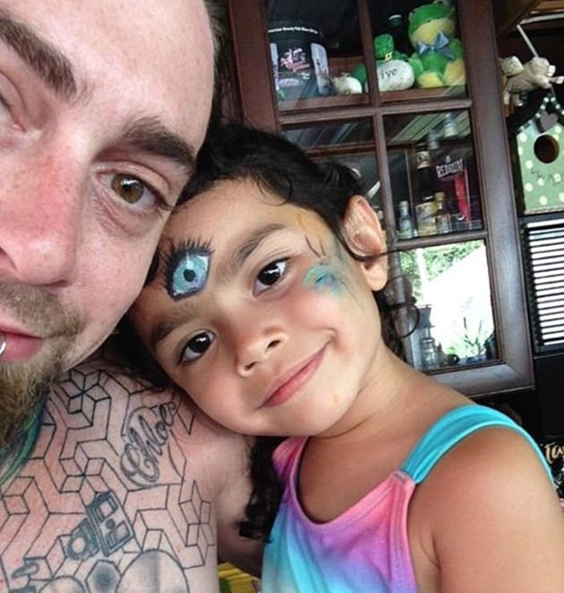 Top 10 Tattooed Parents Of The Year!