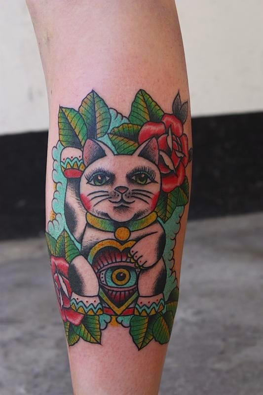 Traditional design by Olly Streeter, London