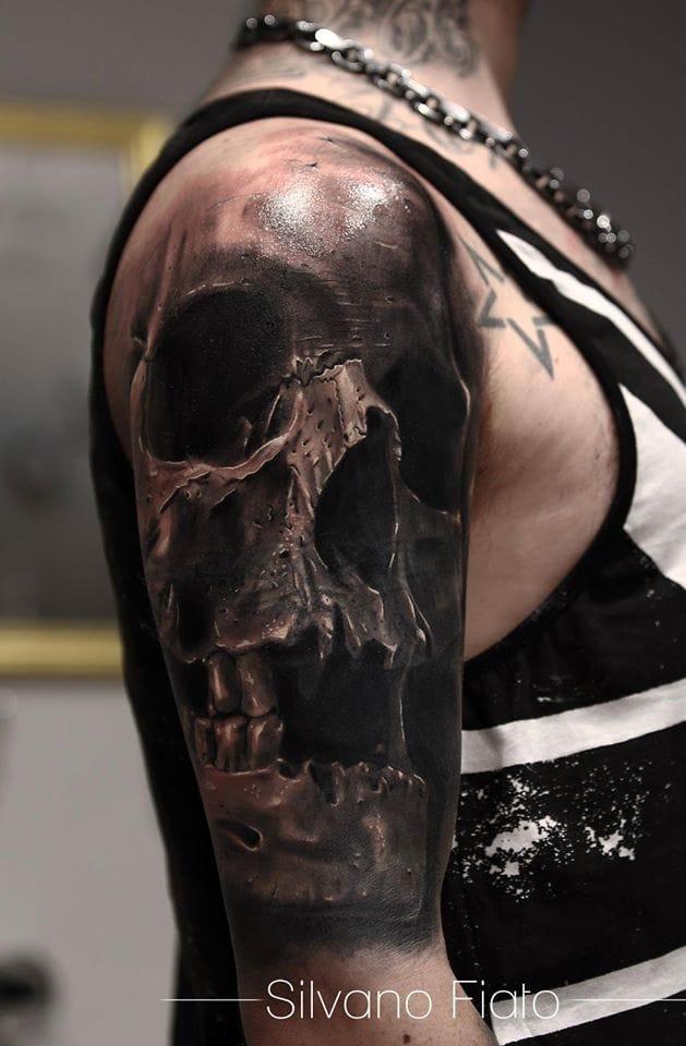 Badass work by Silvano Fiato.