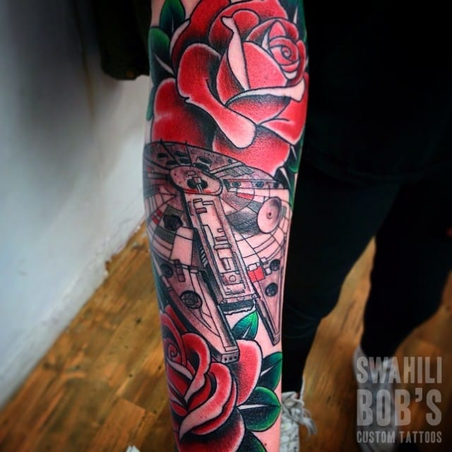Awesome Sleeve by Ion Runcan