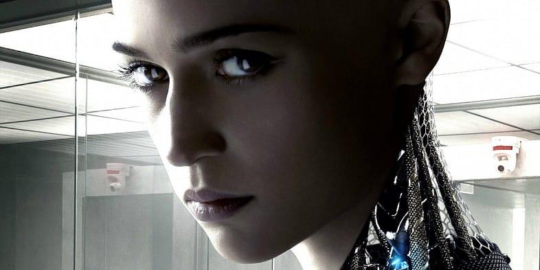 New female actress: Alicia Vikander