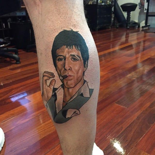 Awesome Tony Montana