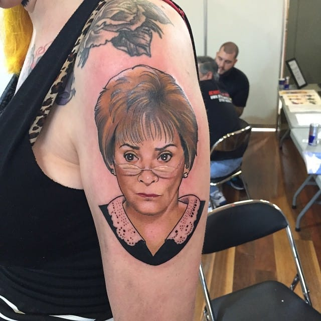 Someone Loves Judge Judy!