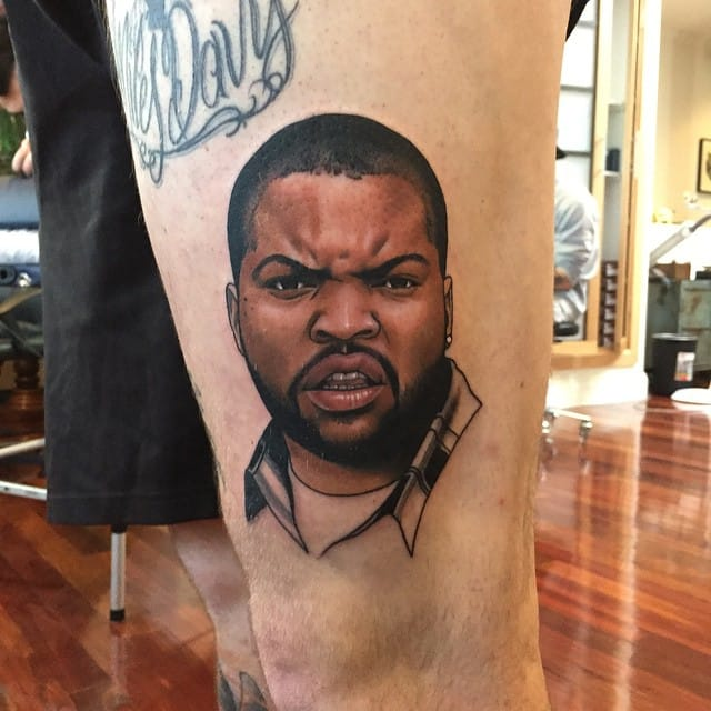 Cool Ice Cube Ink!