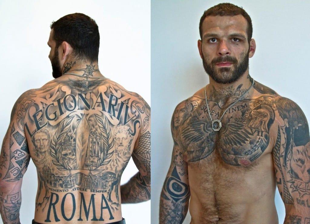 Alessio Sakara #UFC #AlessioSakara
