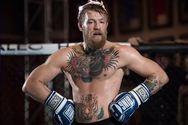 The Notorious Conor McGregor #UFC #conormcgregor #monkey #tiger