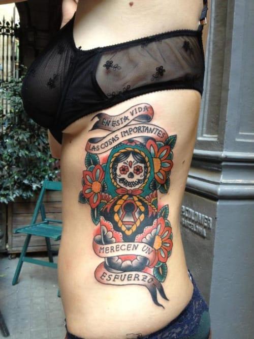 Matryoshka Skull Tattoos