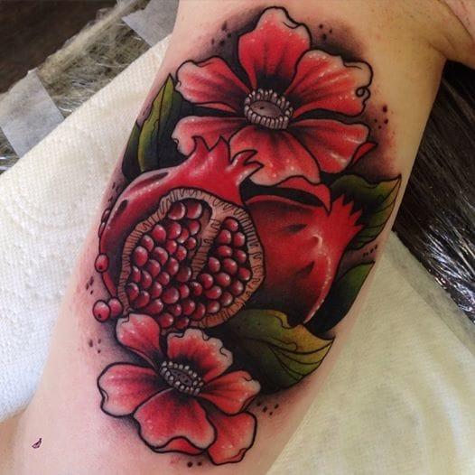 by Scott Owen at Seven Swords Tattoo Studio, in Cheltenham, UK