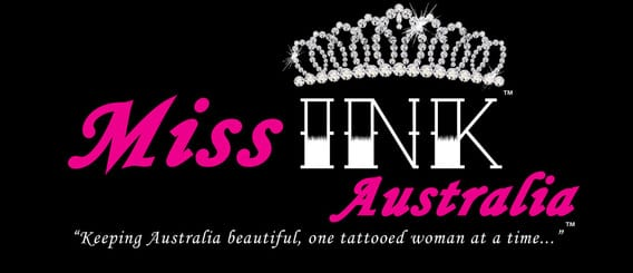 Tattoo Pageants: Miss Ink Australia