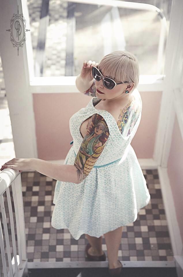 Miss Ruby Nouveau