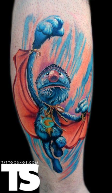Super Grover!!