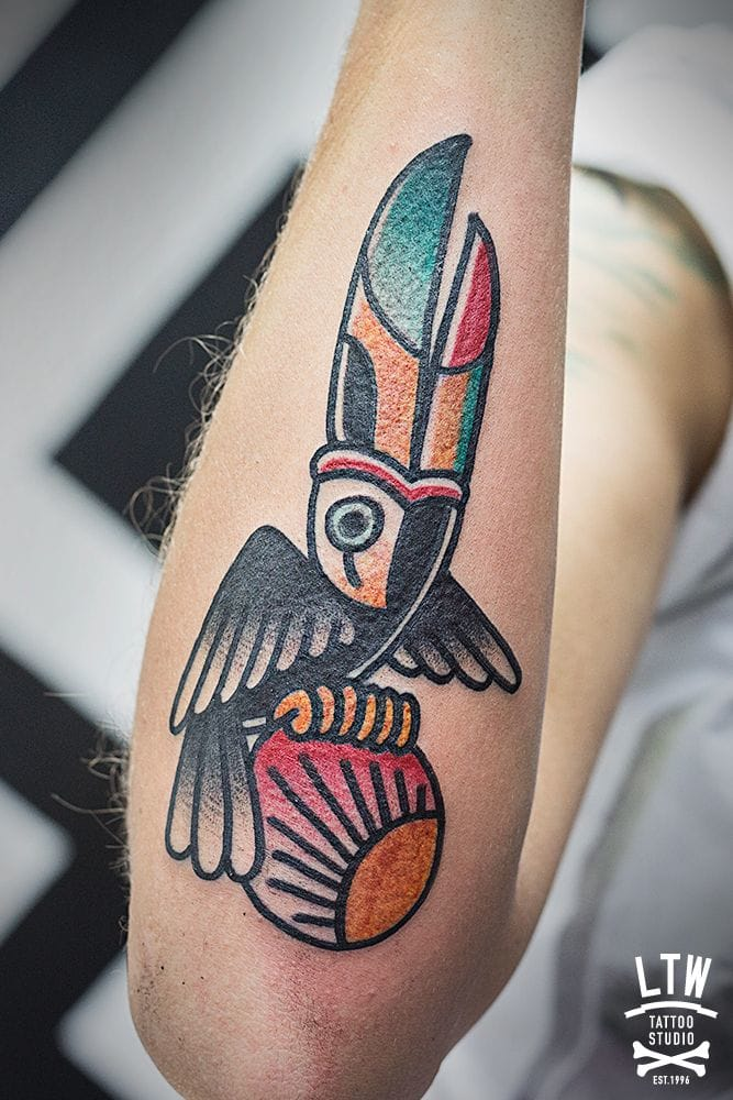Toucan by LTW Tattoo
