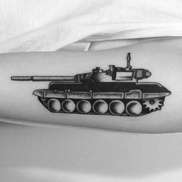 Great Tattoo by Yi Stropky