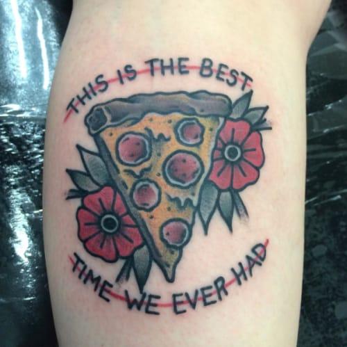 Please Take Me Home by Johan Navarro at Red Moon Tattoo