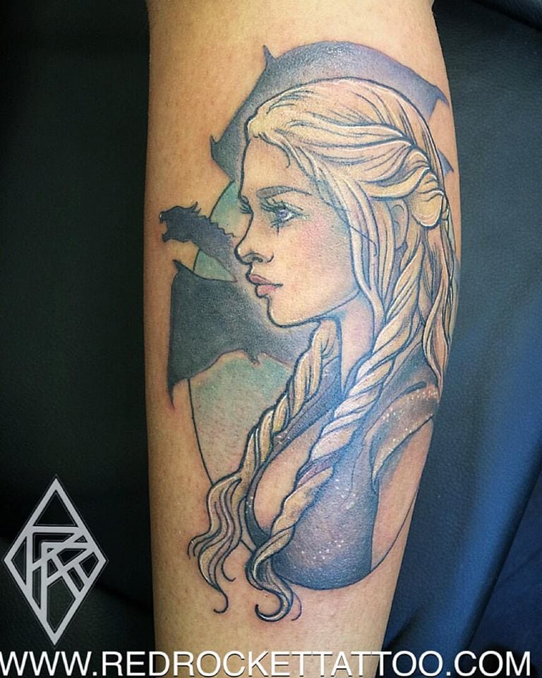 Great tattoo by Erica Flannes.