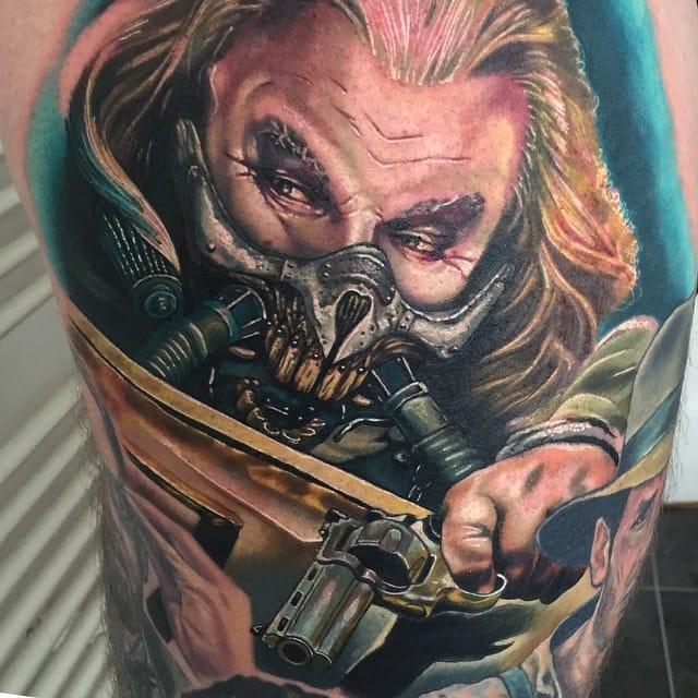 15 Fearless Mad Max: Fury Road Tattoos