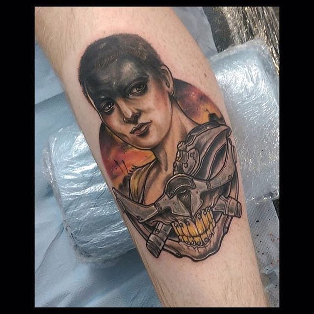 Traditional Style Furiosa by Jethro Wood