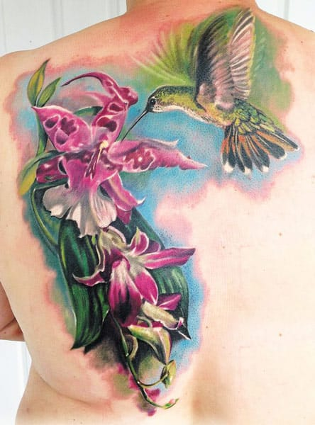 Todas As Cores Do Mundo Em 13 Incríveis Tatuagens