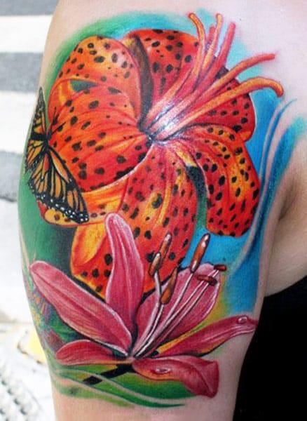 Henry Anglas Padilla e uma composição bem feminina e colorida!