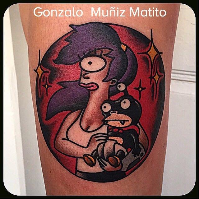 Tattoo by Munis Matito