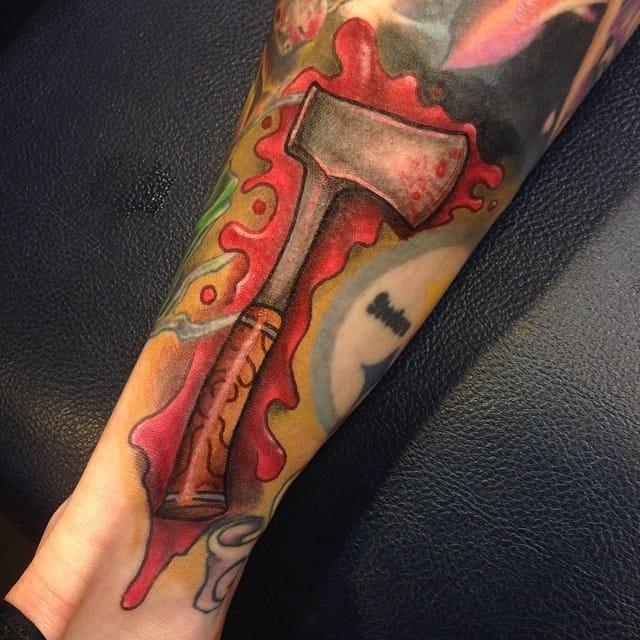 Tattoo by CoryC
