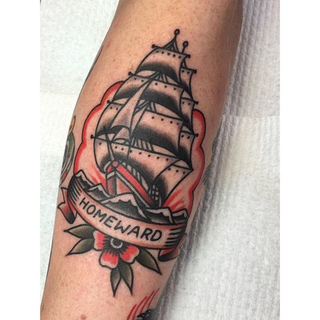 Great Tattoo by Blair Maxine Hewitt