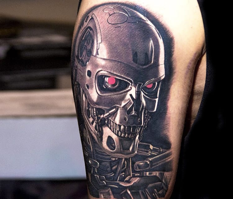 Fantastic Tattoo by Nikko Hurtado