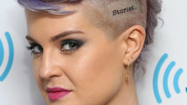 "The Story Behind Kelly Osbourne's ""Stories..."" Tattoo"