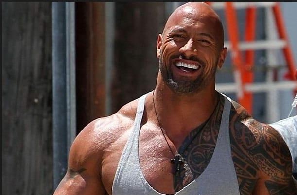 The Rock Sports His Own Badass Ink To!! #TheRock #DwayneJohnson #wrestler #celebrity