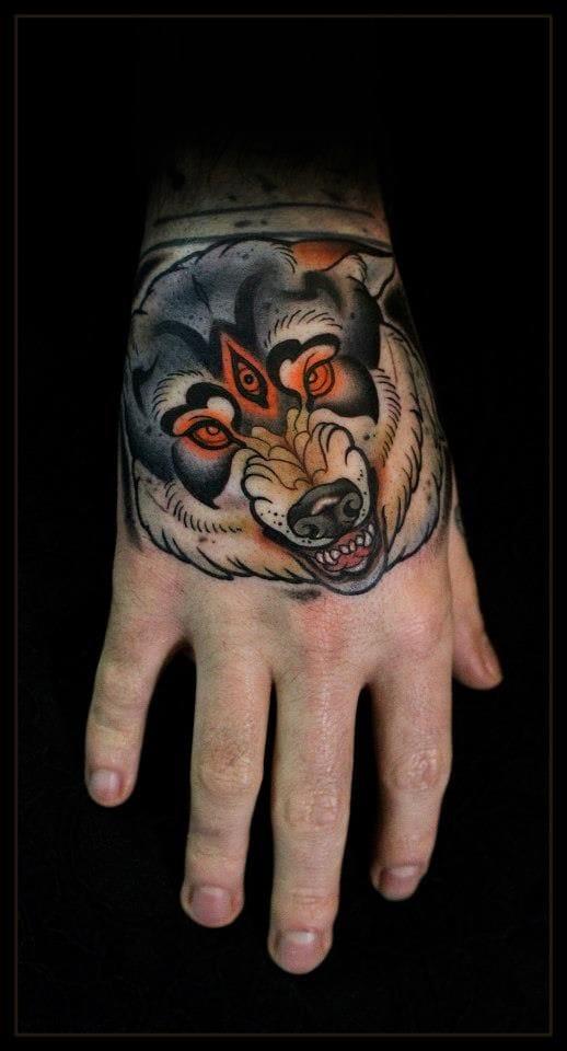 Tattoo by Daniel Gensch