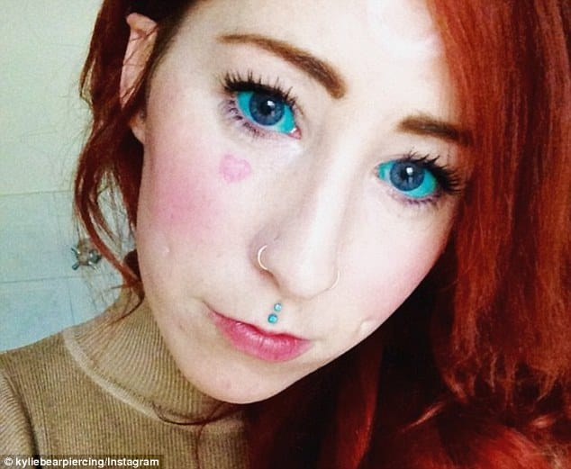 Eyeball Tattoos: A Growing Trend!!