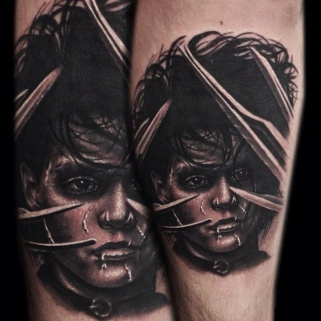 by Joe at Raw Ink Studio